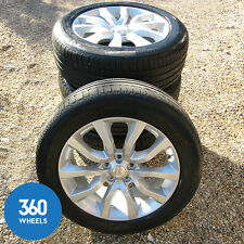 "GENUINE RANGE ROVER VOGUE SPORT 20"" 5 SPLIT SPOKE ALLOY WHEELS TYRE STYLE 12"