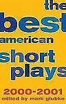 The Best American Short Plays 2000-2001 (2002, Paperback, Annotated)