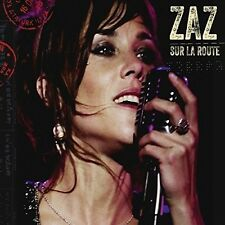 Zaz - Sur La Route: Live 2015 [New CD] Hong Kong - Import