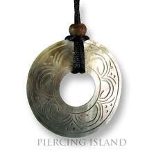 Halskette Halsband Kette Maori Muschel Design N171