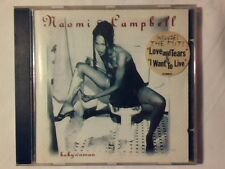 NAOMI CAMPBELL Baby woman cd KILLING JOKE PRETENDERS DONNA SUMMER T. REX