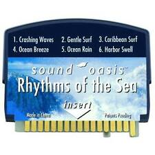 Sound Oasis Rhythms of the Sea Ocean Sounds Card Relax