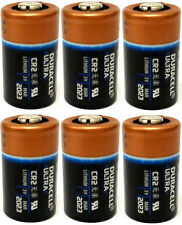 6 New DURACELL ULTRA CR2 EL1-CR2 ELCR2 DLCR2 Photo 3V Lithium Battery FRESH 2024