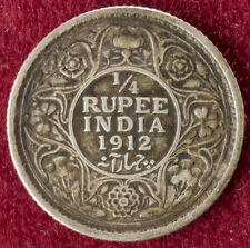 Rupia India trimestre 1912 (B1303)