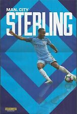 MOTD-POSTER 2016/17-MANCHESTER CITY & ENGLAND-LIVERPOOL-RAHEEM STERLING