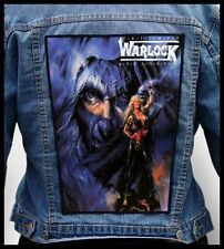 WARLOCK - Triumph And Agony  --- Giant Backpatch Back Patch / Doro Accept U.D.O.