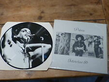 PRINCE - INTERVIEW 1986 !!!!!!!!!!MEGA RARE PICTURE DISC VINYL