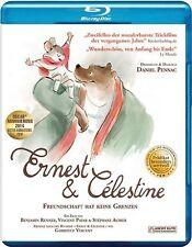 ERNEST & CELESTINE, Freundschaft hat keine Grenzen (Blu-ray Disc) NEU+OVP