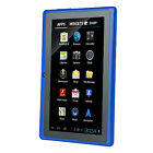 "4GB 7"" Q88 Capacitive Android 4.2 Tablet PC 1.2GHz Wifi G A23 Blue Dual Core W"