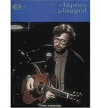Eric Clapton Unplugged: For Easy Guitar with Notes and Tablature by Rodgers (Pap