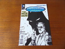 Batman Incorporated 3 Grant Morrison Sketch Variant Matches Malone