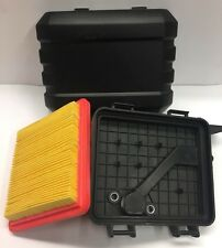 MOUNTFIELD RM55 LAWNMOWER ENGINE AIR FILTER COVER BASE KIT 118550737