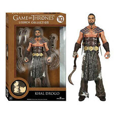 Game Of Thrones Legacy Collection Khal Drogo Action Figure NEW Toys HBO Series