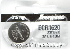 1 pcs 1620 Energizer Watch Batteries CR1620 CR 1620 3V Lithium Battery 0%HG