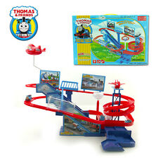 ELECTRONIC THOMAS & FRIENDS BATTERY FLYING CAR TRACK KID TABLE BORAD GAME TOY