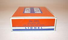 Postwar Lionel HO Plasticville 0416 Station Set C10