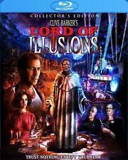 Lord of Illusions (Blu-ray Disc, 2014, 2-Disc Set, Collector's Edition)