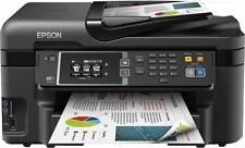 Epson PrecisionCore WorkForce WF-3620 Four-in-One Printer with XL Ink