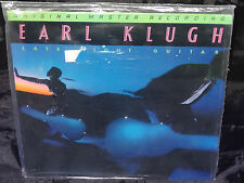 Earl Klugh Late Night Guitar SEALED JAPAN MFSL 1983 1/2 SPEED VINYL LP