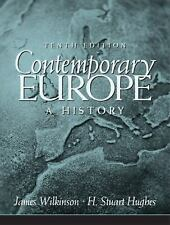 Contemporary Europe: A History (10th Edition)-ExLibrary