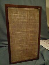 Dynaco A-25 Vintage Stereo Speaker (2) Look!