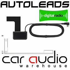 Kenwood DNX-4210DAB Glass DAB Digital Car Stereo Radio Aerial Antenna DAB-AA1