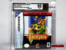 Castlevania Classic NES Series Nintendo Game Boy Advance Brand New Sealed VGA 95