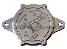 Tappo carter aria filettato per termostato - Fiat 500 F/L/R/126 - logo Abarth