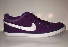 NEW Nike Women's Capri III Canvas Casual 580609-500 Sneakers Shoes Sz 11.5