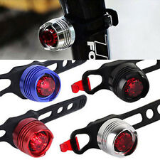 Flashing Front Light Bicycle Light LED Safety Rear Taillight cool 1 pcs CHI red