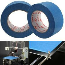 50M 3D Printer Blue Tape 50mm Wide Bed for Painters Reprap Masking Tape
