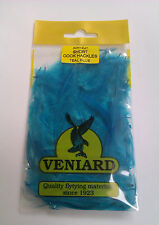 Veniard Short Cock Neck Hackles - Fly Tying Feathers  24 COLOURS