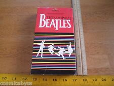 The Compleat Beatles MGM VHS 1988 HTF Delilah films 2 hours