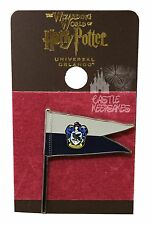 Wizarding World of Harry Potter Ravenclaw Flag Pennant Trading Pin Badge