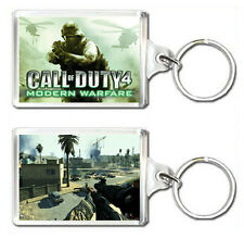CALL OF DUTY 4 PC KEYRING LLAVERO