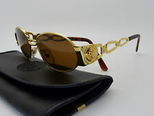 Occhiali da sole VERSACE Gianni MOD s34 col 030 VINTAGE GENUINE NEW OLD STOCK