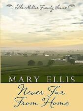 Never Far from Home (Thorndike Christian Fiction)