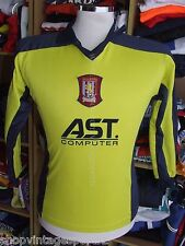 Trikot Aston Villa FC 1997/98 Torwart Goalkeeper Reebok Jersey Shirt Youths