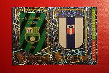 Panini Calciatori 2003/04 N. 698 SASSUOLO SAVONA SCUDETTO DA BUSTINA!!!