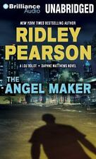 The Angel Maker by Ridley Pearson Compact Disc Book (English)