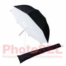 PhotoSEL UM343R 109cm Reflective Umbrella Softbox Studio Light Lighting Flash