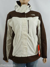 The North Face Women's Insulated Varius Guide Hooded Snow White Brown Size M