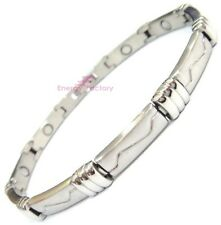 Female Magnetic Bracelet Ladies WRISTBAND Bio Energy HEALING