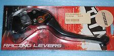 levier de frein alu noir TITAX Suzuki GSXR 600 750 1000 bandit 650 SV 1000 neuf