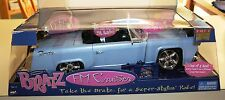 Bratz F.M. Cruiser Real Working FM Radio, Horn, Lights, Accessories NEW 2002
