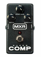 Dunlop MXR SuperComp M132 Compression Guitar Effect Pedal**** FREE CABLE!!!!!!!