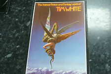 The Science Fiction & Fantasy World of TIM WHITE by Paper Tiger Rare Art Book