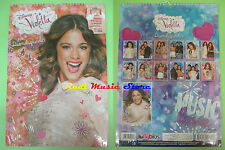 CALENDARIO 2015 VIOLETTA sigillato SEALED + POSTER (****) no cd dvd lp mc tour