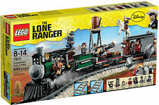 LEGO 79111 Lego Lone Ranger Constitution Train (Retired) Rare and Hard to Find