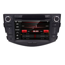 2016 FOR TOYOTA RAV4 Car DVD Player GPS Map In-dash Stereo Radio System BT ATV